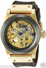 Invicta Men's 80096 Corduba Analog Display Mechanical Hand Wind Brown Watch