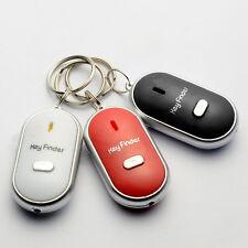 Neu Schlüsselfinder LED Taschenlampe Gadget Schlüssel Key Finder Anhänger