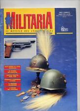 WW1 WW2 RIVISTA  MILITARIA MARZO 1994