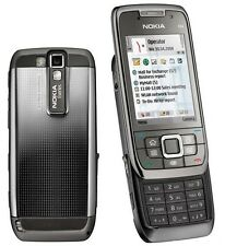 Nokia E66 Cell Phone - Unlocked Smartphone Grey/White