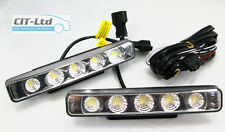 High Quality DRL Daytime Lights Front Daylight Lamps 5-LED CREE HQ-V3 NISSAN 1