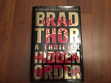 Hidden Order by Brad Thor (2013, Hardcover) store#5953