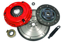 KUPP STAGE 1 CLUTCH KIT+HD FLYWHEEL for 1992-05 HONDA CIVIC DEL SOL D15 D16 D17