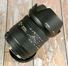 Canon EOS fit Sigma 28 135mm AF Zoom Macro 1:2 LD Di for ALL Digital