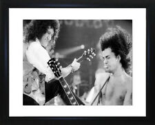 Brian May And Slash Framed Photo CP0346