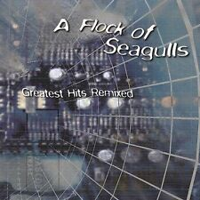 Greatest Hits Remixed by A Flock of Seagulls (CD, Sep-1999, Cleopatra)