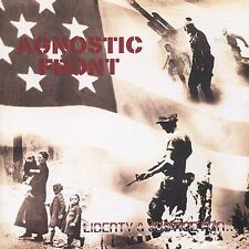 Liberty & Justice For... by Agnostic Front (CD, 1987, Combat Records)