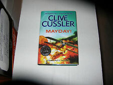 Mayday! 40th British Anniversary Edition by Clive Cussler (2013) SIGNED 1st/1st