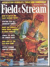 3/1970 Field and Stream Magazine