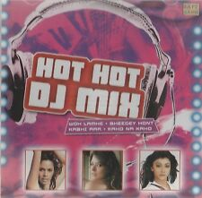 HOT HOT DJ MIX REMIX CANZONI - NUOVO MUSICA CD