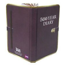 NEW Doctor Who 500 Year Mini Diary