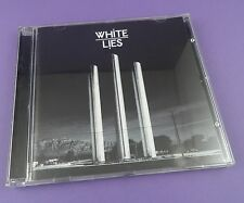 White Lies - To Lose My Life...  CD 2009- Unused Stock!