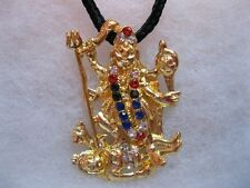 Beautiful Goddess MAA KALI DURGA Pendant Kavach Hindu Yoga Meditation Prayer