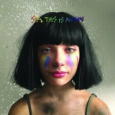 SIA CD - THIS IS ACTING [DELUXE EDITION/7 BONUS TRACKS](2016) - NEW UNOPENED
