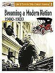 Life & Times in 20th-Century America, Five Volumes: 1. Becoming a Modern Nation;