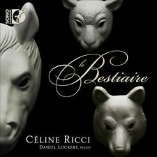 Le Bestiaire (CD, Jan-2012, Dorian Sono Luminus)(cd5983)