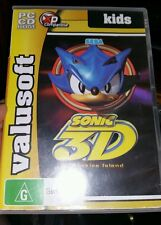 Sonic 3D Flickies Island PC GAME - FREE POST