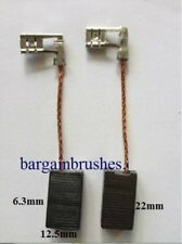 CARBON BRUSHES FITS BOSCH 1121 11214.6 11240 11247 11388 11216.7 11219 11220 D18
