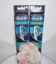 Oral-B Dual Clean Replacement Brush Heads Toothbrush Refills 6 Pack