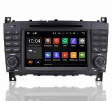 Android 5.1 Car DVD GPS Player for Mercedes Benz W203 W209 C/CLK-Class C270 C320