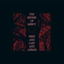 "The Sisters of Mercy-First and Last and Always CollVinyl / 12"" Album Box Set NEW"