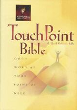 Touchpoint Bible: God's Word at Your Point of Need (New Living Translation) by