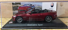 "DIE CAST "" GRANCABRIO SPORT  "" MASERATI 100 YEARS COLLECTION"