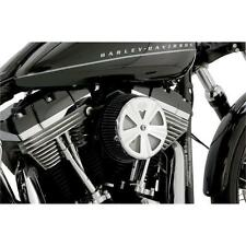 Vance Hines VO2 Air Filter Cover Skullcap Crown chrome 71017 VH-5010 1010-1051