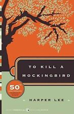 To Kill a Mockingbird By Lee, Harper | New (Trade Paper) BOOK | 9780061120084