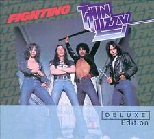 Thin Lizzy, Fighting [2 CD Deluxe Edition], Excellent Import