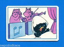LE AVVENTURE DI CALIMERO 1960 - Figurina-Sticker - n. 4 IL FESTIVAL