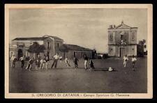 S. GREGORIO DI CATANIA campo sportivo g. mazzone
