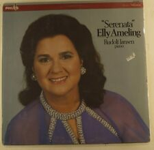 elly ameling lp serenata   rudolf jansen  412 216-1 SEALED/NEW