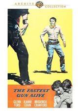 FASTEST GUN ALIVE - (B&W) (1956 Glenn Ford) Region Free DVD - Sealed