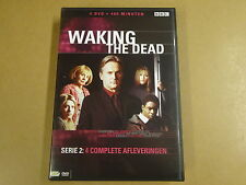 4-DISC DVD BOX / WAKING THE DEAD - SERIE 2