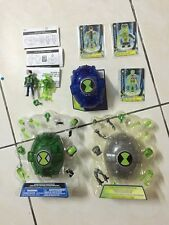 Ben-10 Lot set of 3 (6 figures) Like NEW