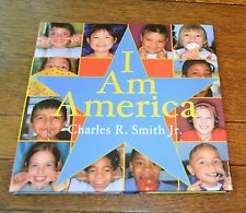 I AM AMERICA -  BRAND NEW 2003 HARDBACK BOOK - MULTICULTURAL PHOTOGRAPHY