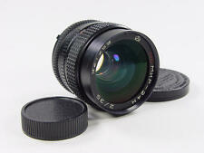 Full frame lens MC Mir 24 N f/2 35 mm M42 screw. s/n 921259.
