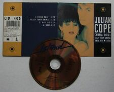 Julian Cope China Doll UK 1989 Ltd CD EP CardFOC