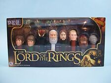 The Lord of the Rings PEZ Collector's Series Limited Edition Set 2011 Eye Sauron