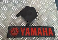 """Yamaha YZF R125 """"Heckverkleidung hinten mitte"""" schwarz matt"""
