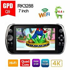 "Mini GPD Q9 7""Android4.4 Gamepad 2GB/16GB RK3288 Quad Core Game Console Tablet"