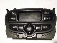 Peugeot 206 digital electronic heater control console unit gti 180