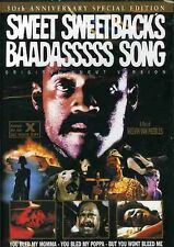 Sweet Sweetback's Baadasssss Song [30th Anniversary Special (DVD Used Very Good)