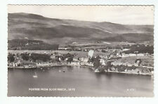 Portree From Scorybreck Isle Of Skye 1936 Real Photograph Valentines A4741