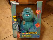 2001 THINKWAY TOYS--DISNEY'S MONSTERS INC-SULLEY & BOO SPECIAL 3 WAY INTERACTION