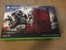 Brand New Sealed Xbox One S 2TB Console - Gears of War 4 Limited Edition Bundle