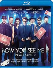 Now You See Me 2 (Blu-ray Disc, 2016, Canadian)