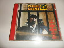 CD  It takes a nation of millions to hold us back von Public Enemy