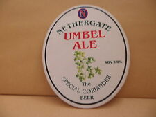 Nethergate Umbel Ale Beer Pump Clip face Bar Collectible 3